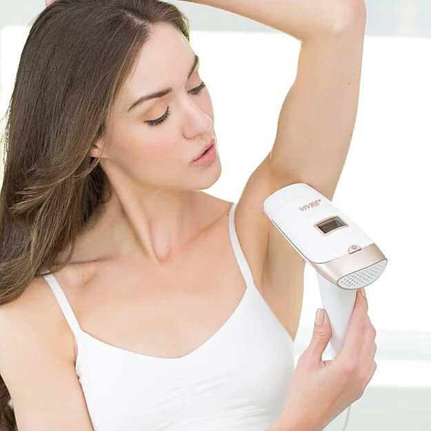 Permanent hårborttagning med laser