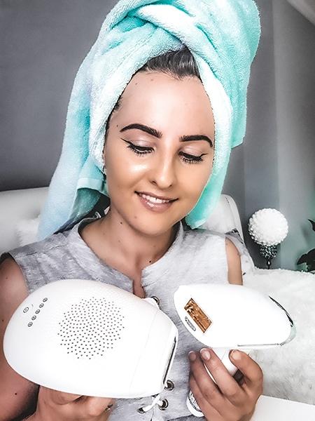 ipl hårborttagning test
