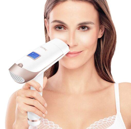 Permanent hårfjerning med laser