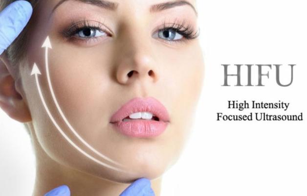 Hifu-behandling