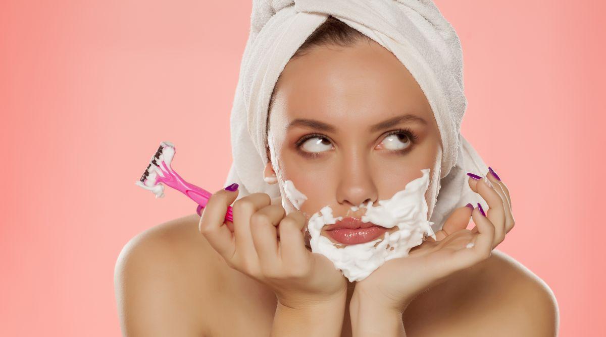 Ansiktshårborttagning för kvinnor